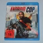 Android Cop (Michael Jai White, Blu-Ray, neuwertig)