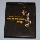 City of Violence (Blu-Ray, neuwertig)