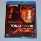 Today You Die (Steven Seagal, Blu-Ray, neuwertig)