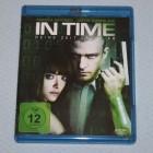 In Time - Deine Zeit läuft ab (Blu-Ray, neuwertig)