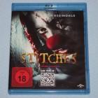 Stitches - Böser Clown (Blu-Ray, neuwertig)