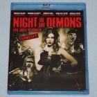 Night of the Demons Remake (Blu-Ray, neuwertig)