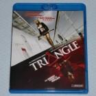 Triangle - Die Angst kommt in Wellen (Blu-Ray, neuwertig)