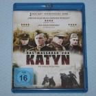 Das Massaker von Katyn (Blu-Ray, neuwertig)