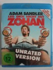 Leg dich nicht mit Zohan an - Unrated Version - Adam Sandler