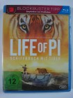 Life of Pi - Schiffbruch mit Tiger - Ang Lee, Suraj Sharma
