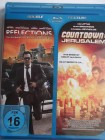 2 Filme  Reflections & Countdown Jerusalem - T.imothy Hutton