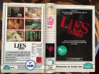 LIES - Lügen[VHS1983]Horror in der Nervenklinik*Anstalt*RAR*