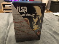 Ilsa The trilogy Limited Edition Box Keilschuber Uncut