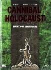 Nackt und Zerfleischt aka Cannibal Holocaust - Mediabook  XT