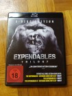 THE EXPENDABLES TRILOGY - Blu-ray - NEU!!!!!