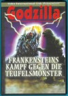 Godzilla - Frankensteins Kampf gegen die Teufelsmonster DVD