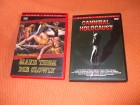 Cannibal Ferox, Cannibal Holocaust The Beyond, BloodEdition