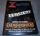 X-Rated ZENSIERT Buch Zensurbuch Neu RAR Andreas Bethmann