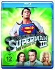 SUPERMAN 3 - Der stählerne Blitz UNCUT Blu-Ray Deutsch