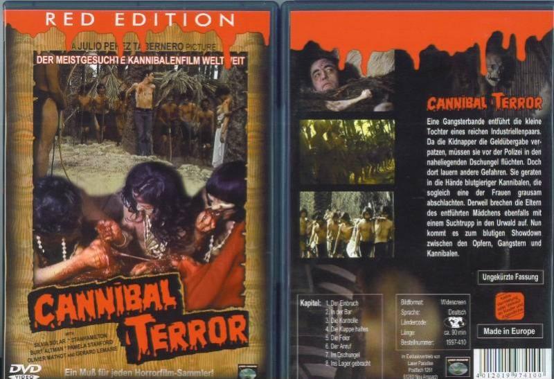 Cannibal Terror zum Schnäppchenpreis