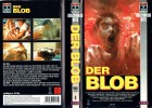 (VHS) Der Blob - Kevin Dillon, Shawnee Smith, Donovan Leitch