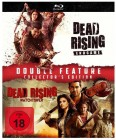 DEAD RISING Double Feature Uncut Blu-ray ZOMBIE HORROR