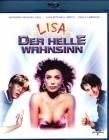 LISA Der helle Wahnsinn BLU-RAY Kelly LeBrock SciFi Komödie