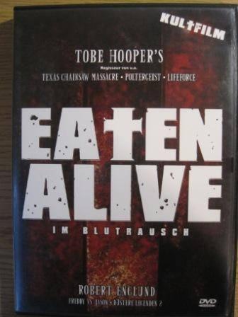 Eaten Alive - Im Blutrausch Tobe Hooper Robert Englund u.a.