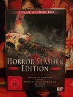 Horror Slasher Edition - 5 DVD´s - NEU/OVP