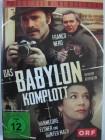 Das Babylon-Komplott - Journalist aus Wien + Waffenschieber