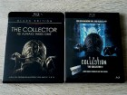 THE COLLECTOR + THE COLLECTION - BLURAY BLACK EDITION UNCUT