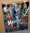 Love to Kill Maniac 2 - Mediabook Cover A - OVP