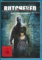 Butchered - Keiner kann entkommen DVD sehr guter Zustand