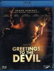 GREETINGS TO THE DEVIL Blu-ray - Top Thriller Edgar Ramirez