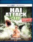 HAI ATTACK Blu-ray 3D Fisch Horror Action Fun Kristy Swanson