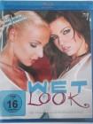 Wet Look - sexy Girls in nassen Klamotten - Jeans, Leder