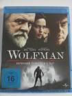 Wolfman - Wolfmensch Extended Cut, Benicio del Toro, Hopkins