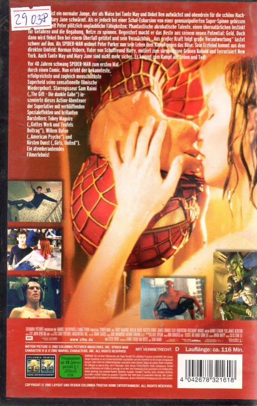 Spider-Man (29038)