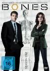 Bones - Staffel 1 - UNCUT - 6 Disc Set