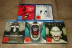 Blu-ray * AMERICAN HORROR STORY * Season 1,2,3,4,5 * 15 Disc