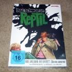 Blu-ray * DAS SCHWARZE REPTIL (1966) * Mediabook * Uncut