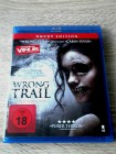 WRONG TRAIL - BLURAY - WRONG TRIFFT AUF CABIN FEVER - UNCUT