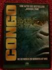 CONGO DVD Erstausgabe selten! (S)