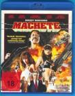 Machete Blu-ray Robert De Niro, Jessica Alba NEUWERTIG