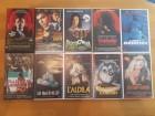 Großes VHS FSK18 Filmpaket