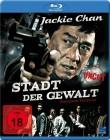 Jackie Chan - Stadt der Gewalt (Uncut) [Blu-ray] OVP