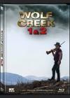 Wolf Creek 1&2 - Mediabook - Uncut