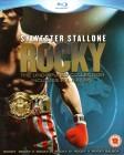 ROCKY The Complete Saga BLU-RAY BOX 1-6 Import