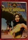 Foxy Brown DVD Erstausgabe Pam Grier Uncut