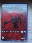 PS2 Red Faction Playstation 2 Uncut