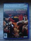 PS2 Mortal Kombat - Shaolin Monks Playstation 2