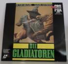 Die Gladiatoren - Pal- ( Laser disc)
