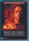 End of Days - Nacht ohne Morgen DVD Schwarzenegger NEUWERTIG