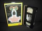 Die außerirdischen Besucher VHS Pront Video